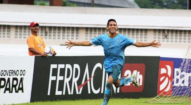 Botafogo acerta com atacante do Paysandu e cede jogadores