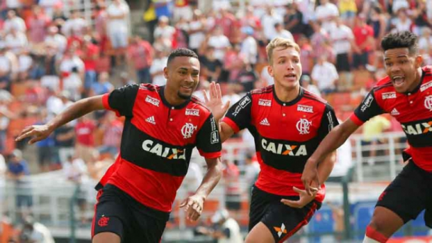 Flamengo derrota o São Paulo e é tetracampeão da Copinha