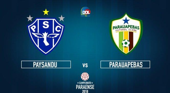 Pontapé inicial na temporada 2018 do time bicolor será dado hoje, diante do Parauapebas