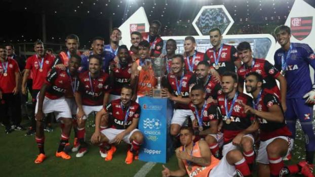 Flamengo supera o Boavista em Cariacica e leva a Taça Guanabara pela 21ª vez