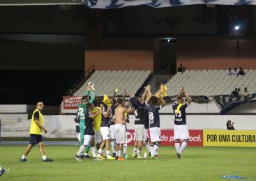 Remo perde para o Manaus (AM) na Arena da Amazônia pela Copa Verde