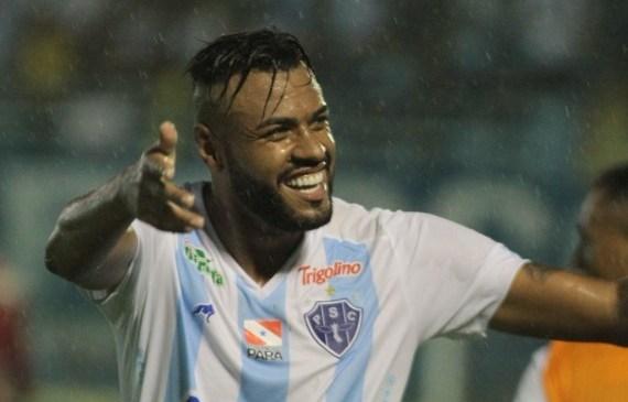 Cassiano brilha, Walter estreia e Papão tira o Interporto com goleada pela Copa Verde