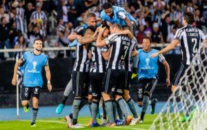 Botafogo vai no embalo da torcida e avança na Sul-Americana ... 2feb69c83e9bb