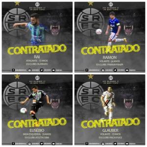 eb01ac8c27 São Raimundo anuncia mais quatro contratações