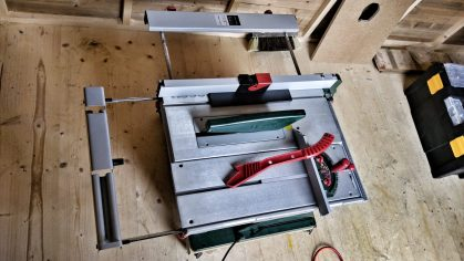 table saw bosch pts 10
