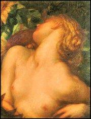 Painting of Clytie - G.F.Watts