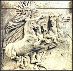 Helios - Sun God