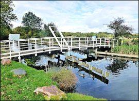Great Western Canal, Tiverton, Devon