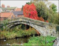 Pack Horse Bridge, Stokesley, N.Yorkshire