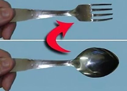 Magic With Spoons and Forks