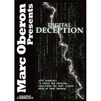 Digital Deception Marc Oberon