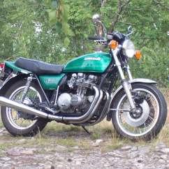 Yamaha 650 Wiring Diagram Vw Polo 6r Radio Kawasaki Z650 B1 | Rolerix
