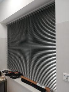 żaluzje aluminiowe perforowane