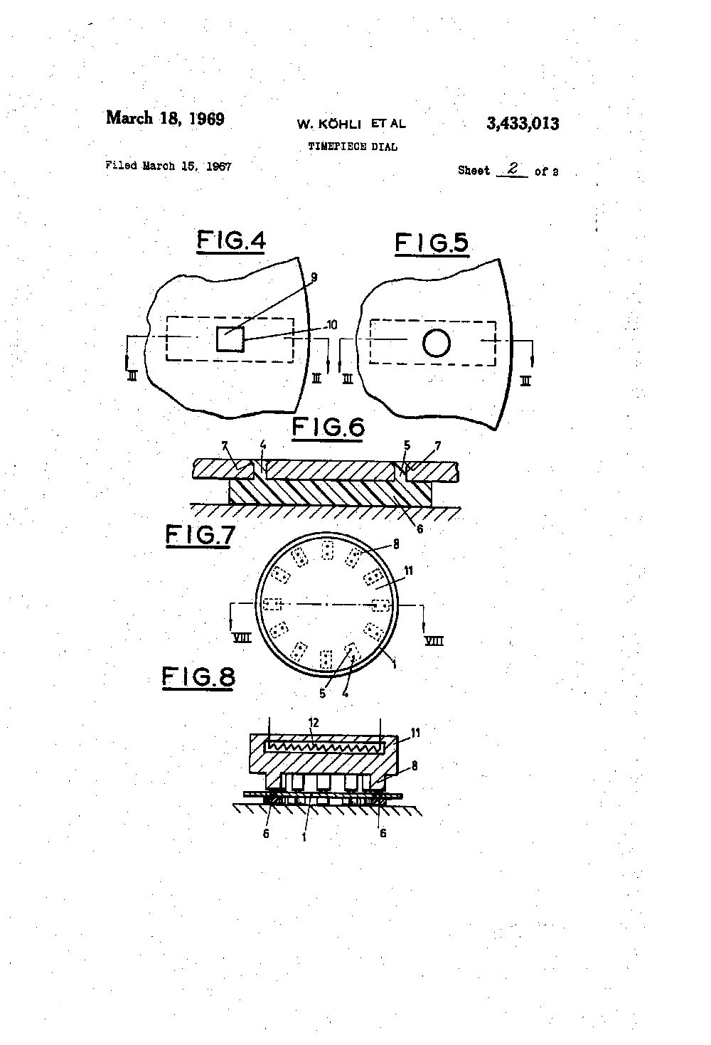 The Story about Rolex Prototypes of Dial Maker SINGER
