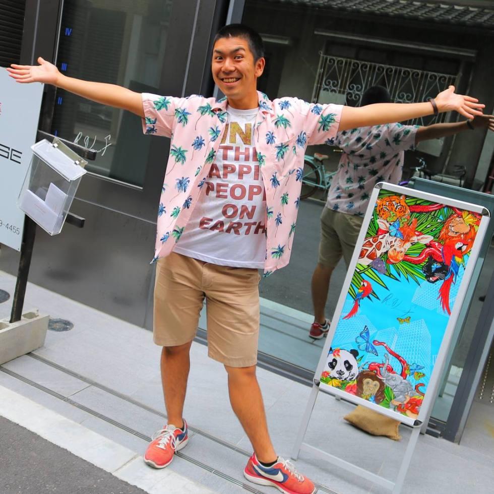 アーバンアウトフィッターズ ROLF 大阪 北堀江 セレクトショップ リゾートファッション