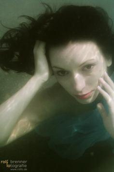 Unterwasser Shooting im Allgäu