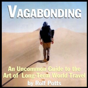 Vagabonding Audiobook cover
