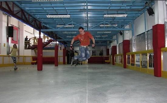 Роллердром в Суммах