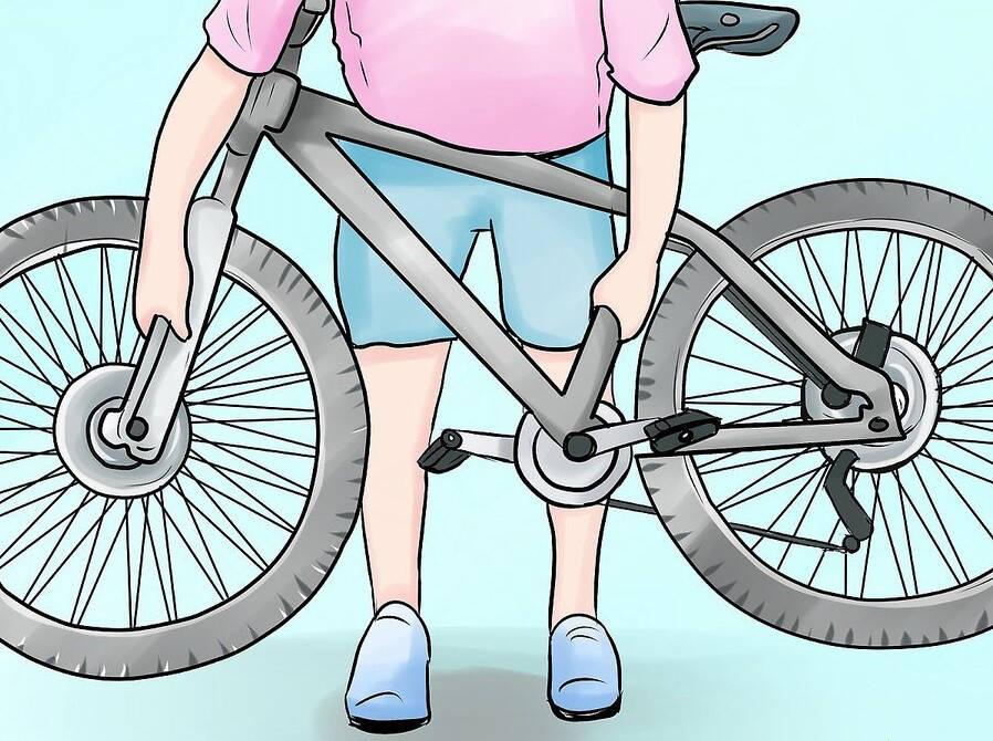 Уход за горным велосипедом