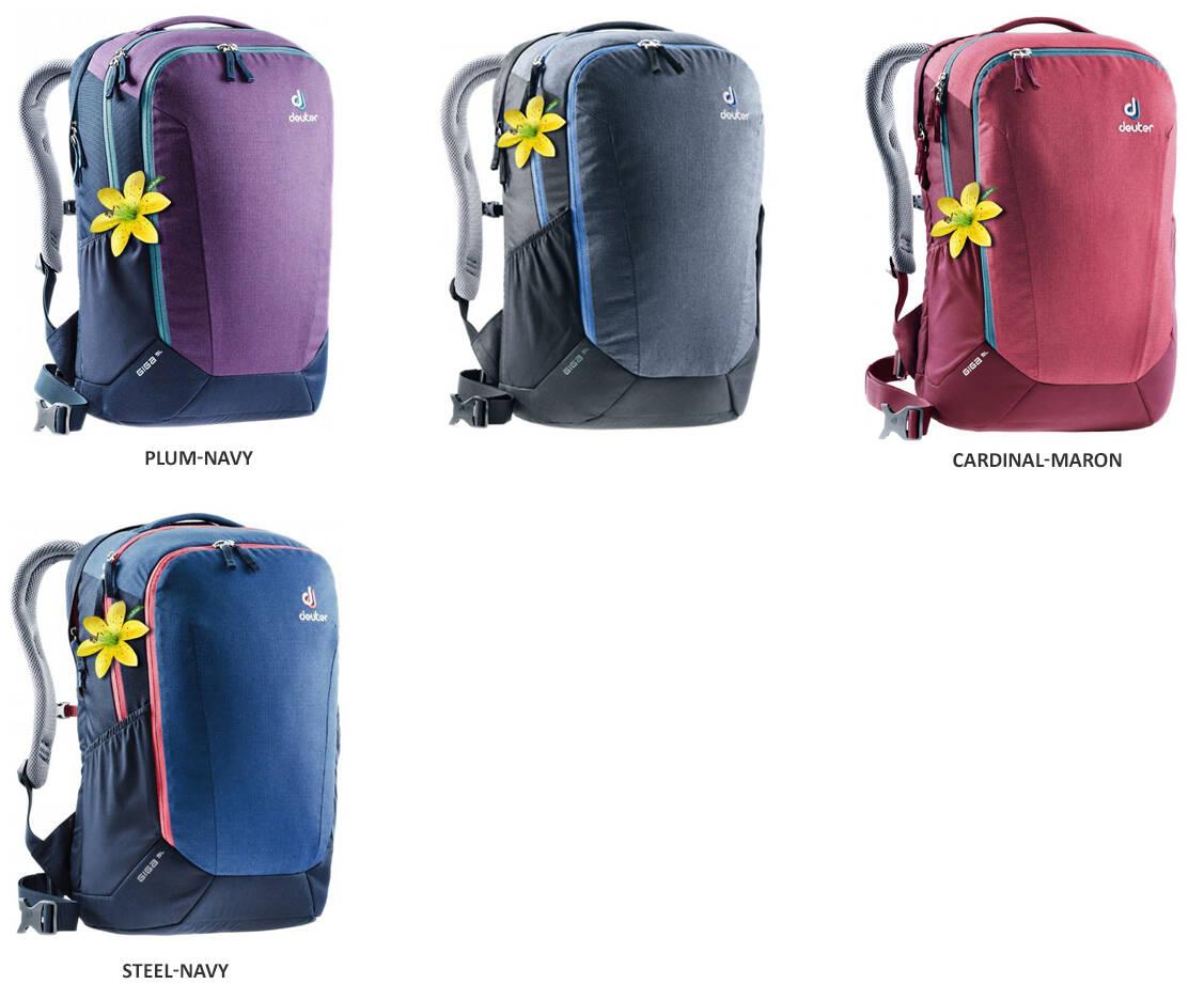 Обзор рюкзаков Deuter коллекции Giga