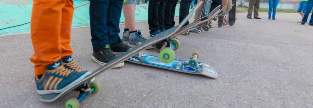 Скейт для новичков