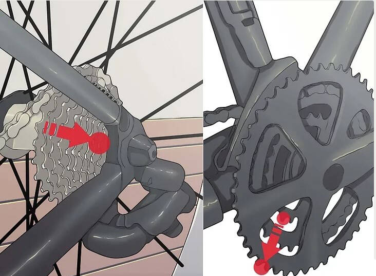 Как правильно отрегулировать скорость на велосипеде