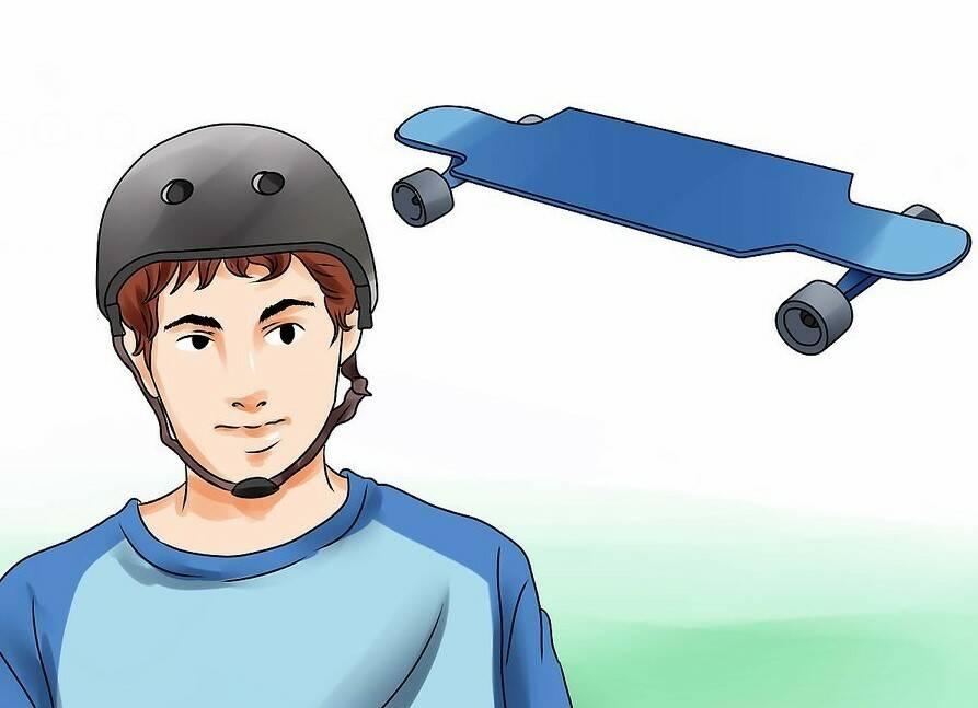 Как кататься на лонгборде