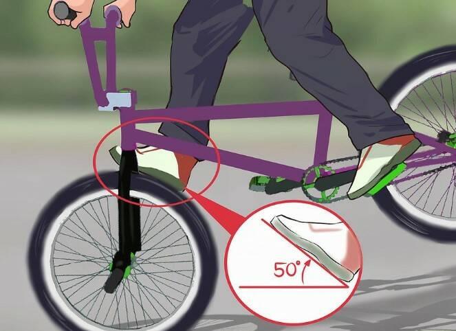 ТОП 5 трюков на BMX