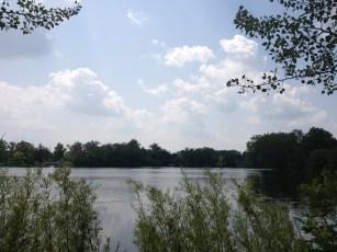 St. Mary's Lake.