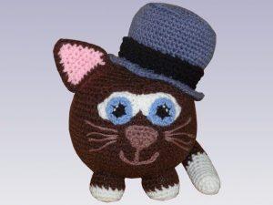 Amigurumi Kuschel Katze Cofie