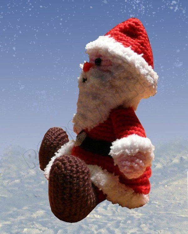 Amigurumis Amigurumi Weihnachtsmann Amigurumi