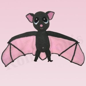 Amigurumis Amigurumi Fledermaus Betty Amigurumi