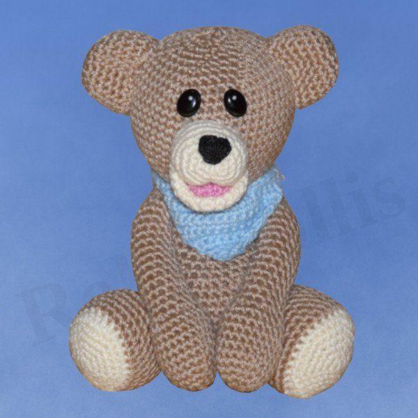 Amigurumi Teddy Floppy