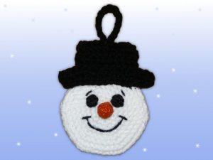 Amigurumis Adventskalender Schneemann Weihnachten