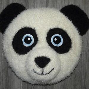 Kissen Panda kuschelig