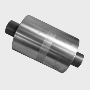 """4"""" x 6"""" Nose Roller w/ 8 1/4"""" axle"""