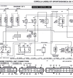 ae86 ecu wiring diagram wiring diagrams east carolina sports corolla 4age ecu wiring diagram detailed wiring [ 1101 x 793 Pixel ]
