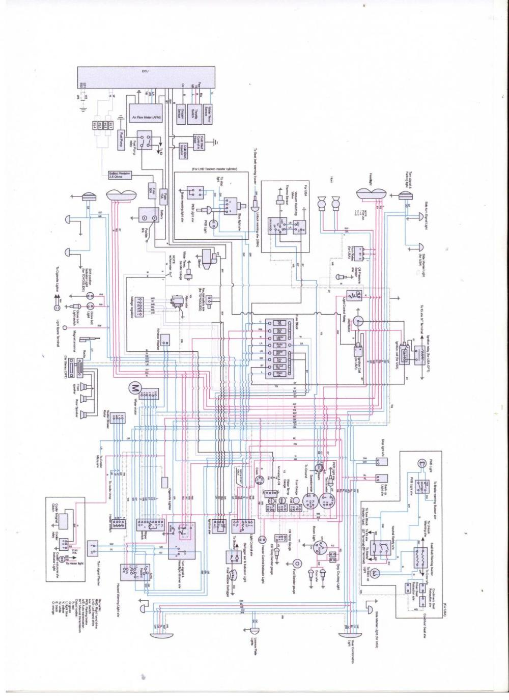 Toyotum Ke30 Wiring Diagram Toyota Medium Resolution Of Celica Ta22 Question Car Electrical Rollaclub Com Rh