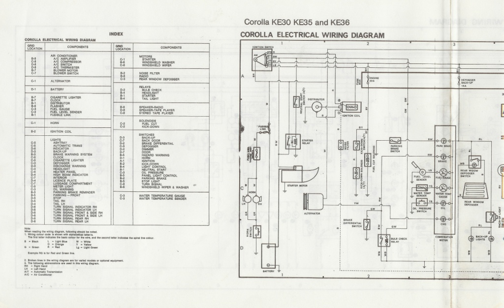 Ke70 Wiring Diagram Pdf : 23 Wiring Diagram Images