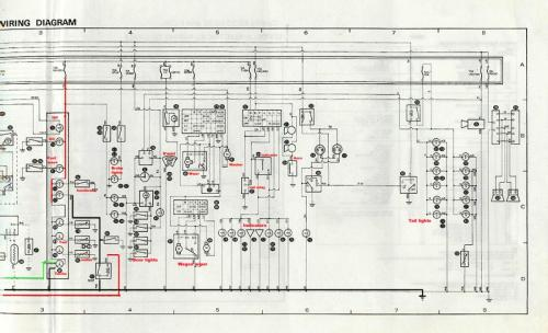 small resolution of toyota 4k engine alternator wiring diagram 4k wiring diagram wiring diagrams schematicsrh nestorgarcia