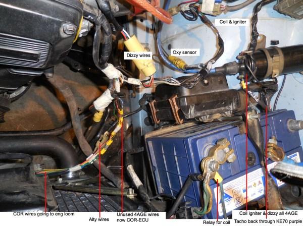 4age 16v Engine Wiring Diagram - Year of Clean Water Ke Alternator Wiring Diagram on