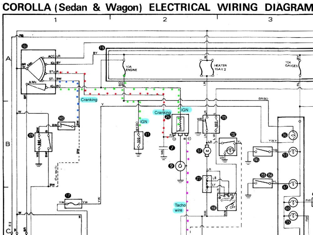 medium resolution of ke70 wiring diagram advance wiring diagram ke70 wiring diagram wiring diagram basic toyota ke70 alternator wiring