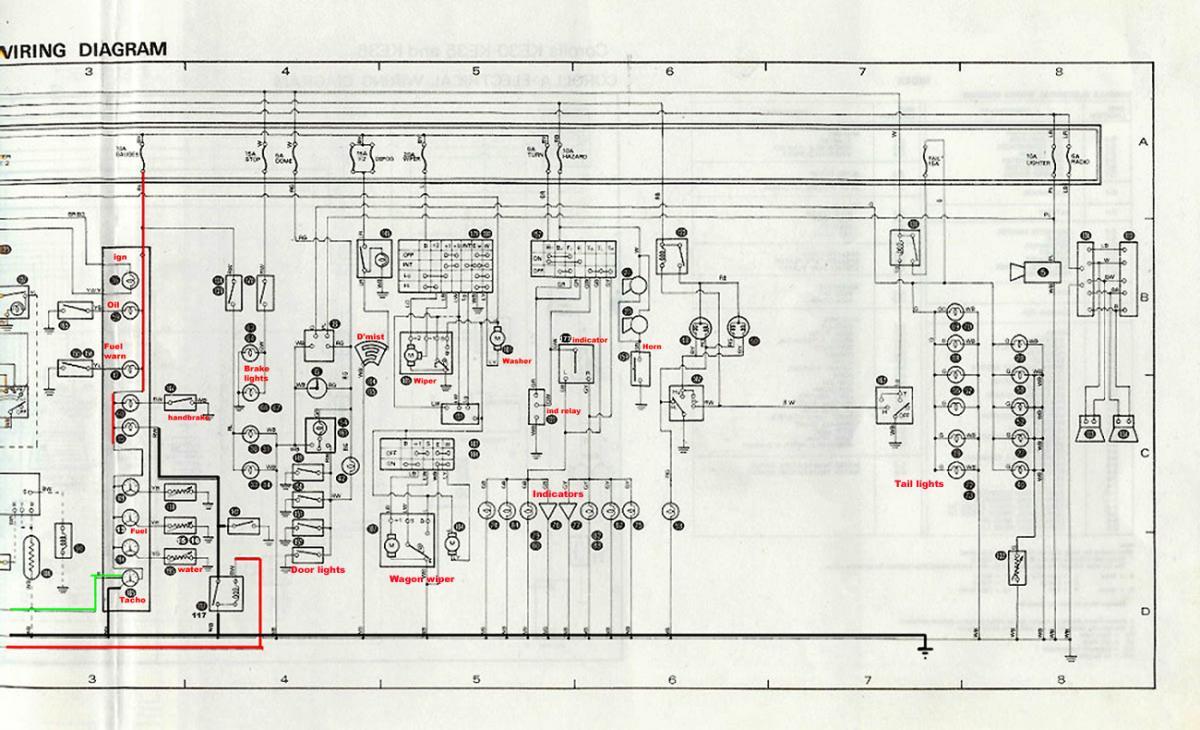 Ke70 Wiring Diagram Car Electrical Rollaclub Com