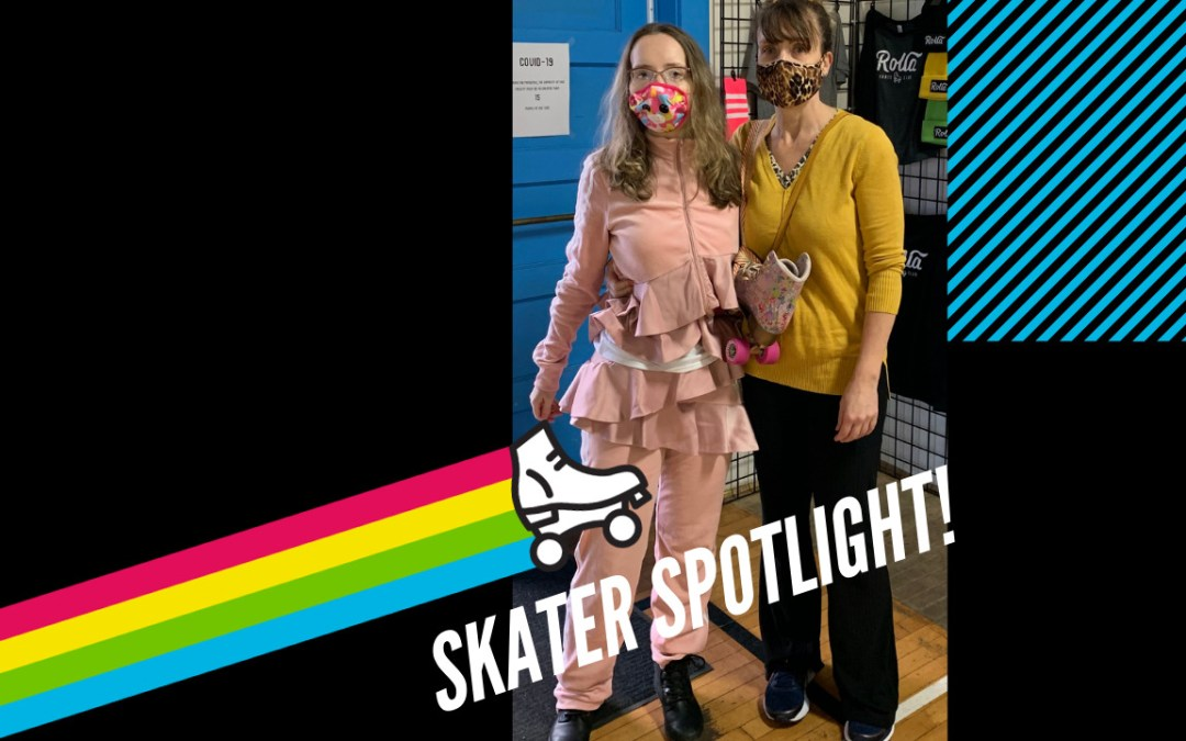 Rollerskater Spotlight: Emma B. and Jordyn F.