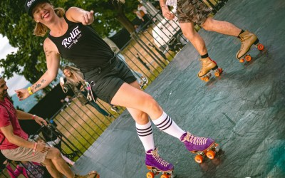 How to Look Good on Rollerskates