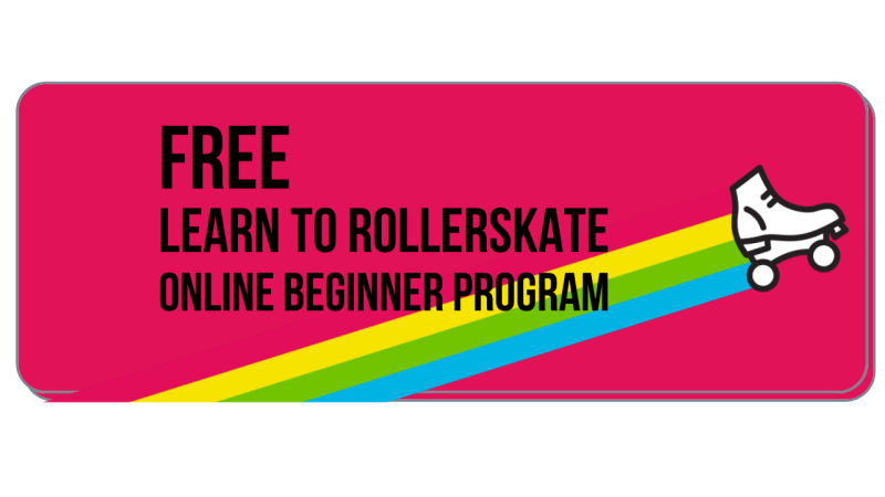 Learn to rollerskate for free
