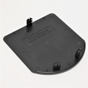 Cassette 120 Cover End Cap - Black