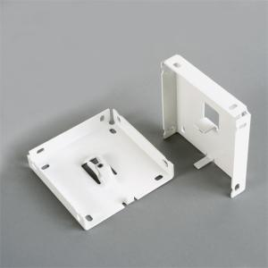 RollEase R-Series RB581RTN 3 Inch Fascia Bracket for R16 Clutch - RB581RTNW White