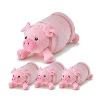 Pink Pig Pet 4 Pack  Nap Mat Cover Pillow + Blanket
