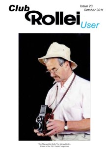 Club Rollei User Issue 23